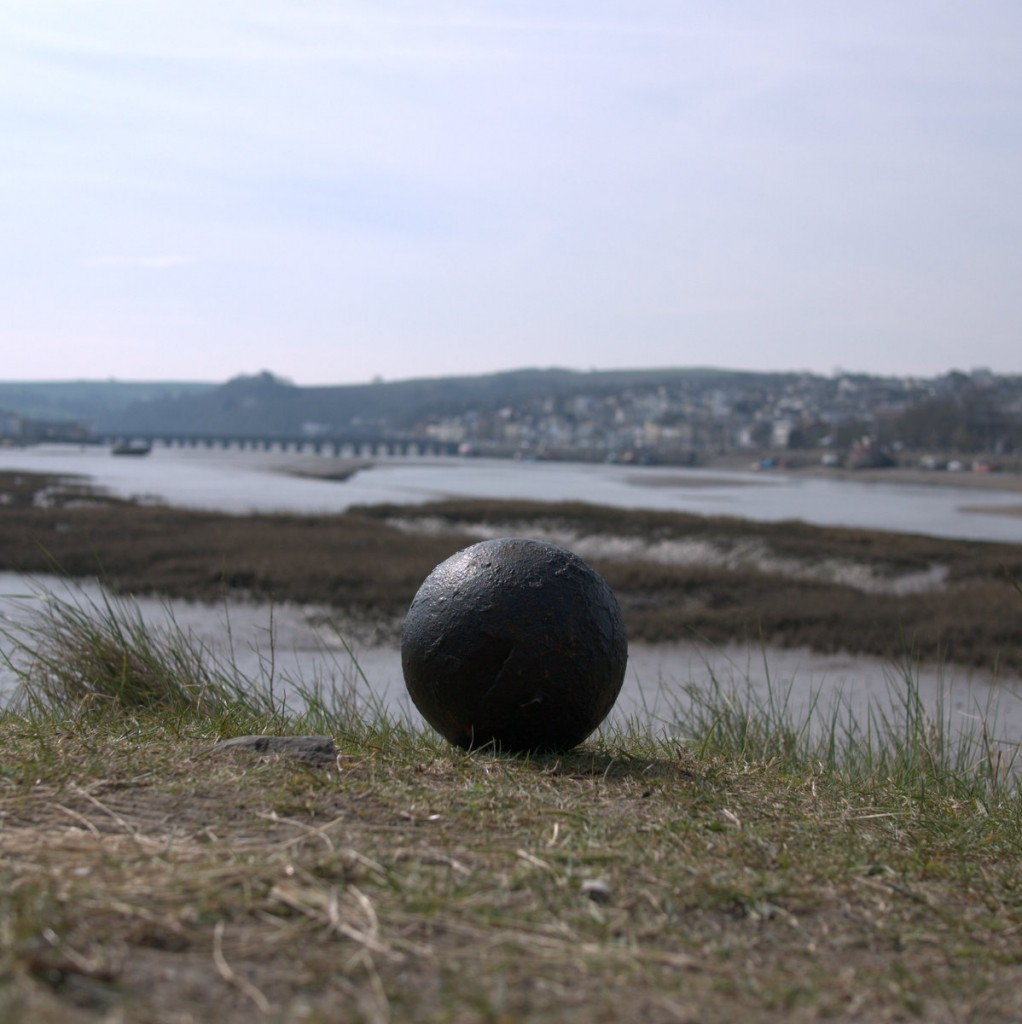 Sculpture in Bideford